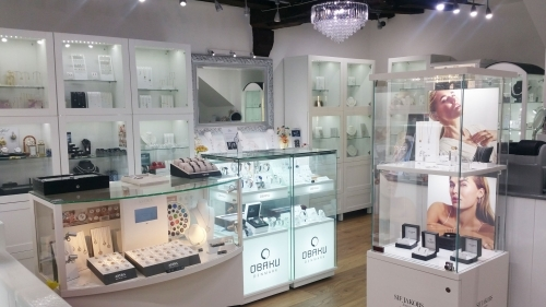 T T Jewellers Shop Interior