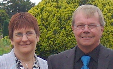 Ivan and Cheryl Lavery