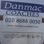 Danmac Coaches
