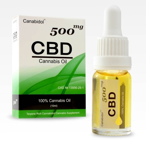 Cbd Oil Dropper 500mg