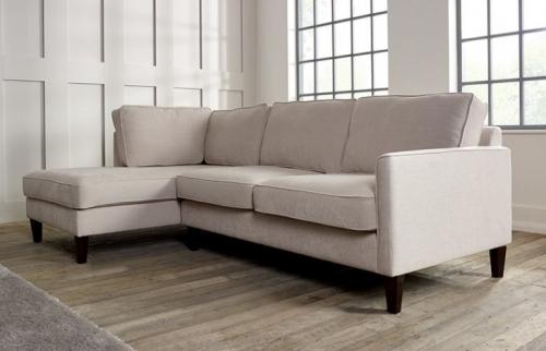 Columbus Small Chaise Sofa