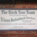 B Green Horticultural Services Ltd