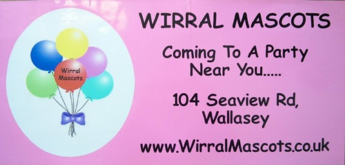 Wirral Mascots