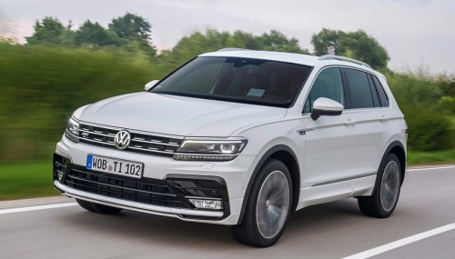 Volkswagen Tiguan Car Lease Special Offer