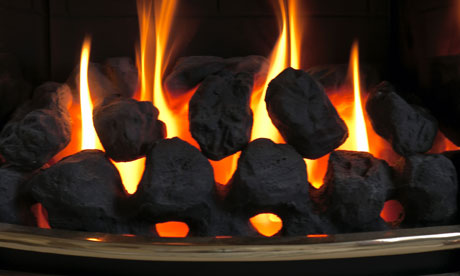 Gas Fire Servicing