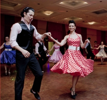 Ballroom and Latin dance events in London
