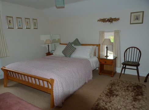 Stepps Barn 4 - Holiday Cottage Devon