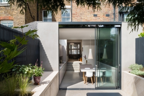 Highbury House Extension