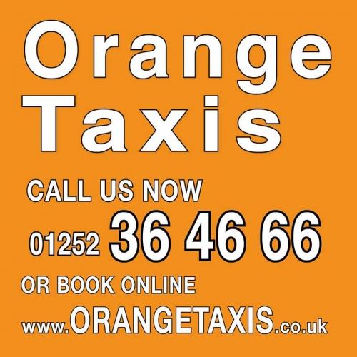 farnham taxis