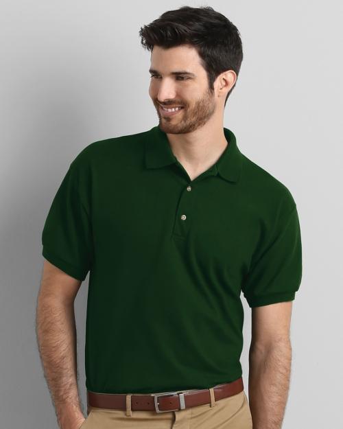 GD38 Gildan Ultra Cotton Pique Polo Shirt