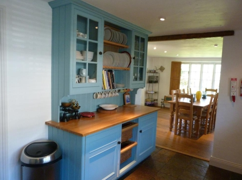 Stepps Cross 3 - Holiday Cottage Devon