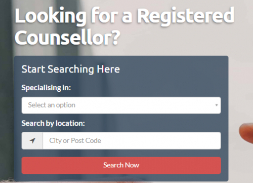 Looking For a Registered Counsellor?