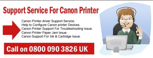 Canon printer Contact Number UK