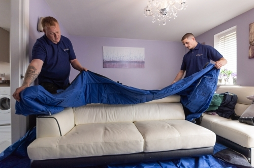 Covers to protect sofas
