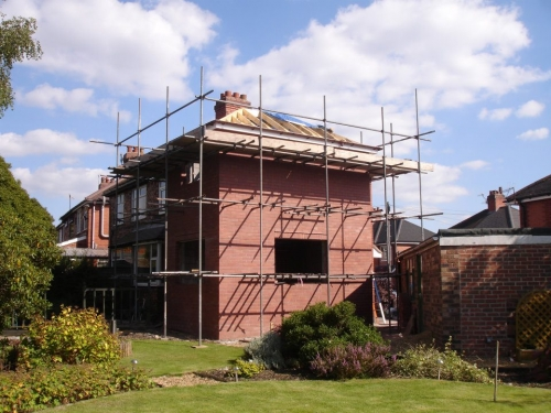 home extension builder