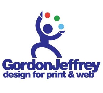 Gordon Jeffrey Design for Print & Web
