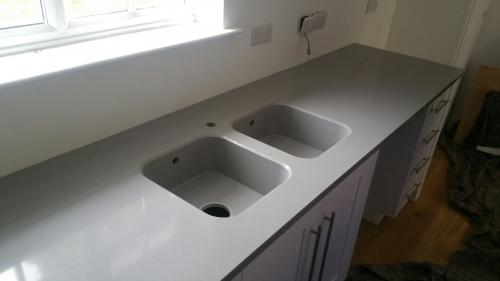 Silestone Integrated Sinks