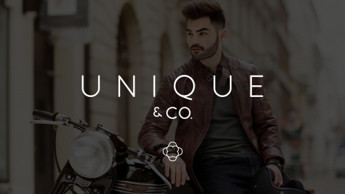 Unique & Co. branding