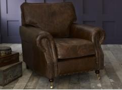Berkeley Vintage Leather Chair