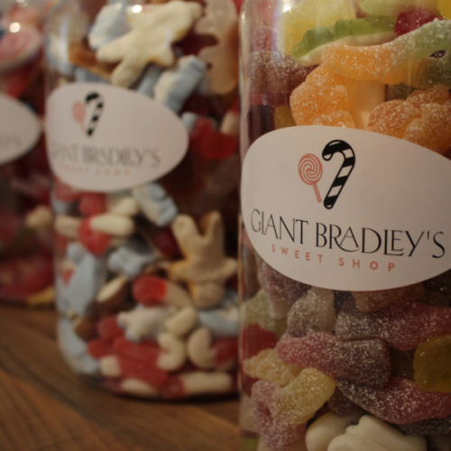 Giant Pick and Mix Sweet Jar