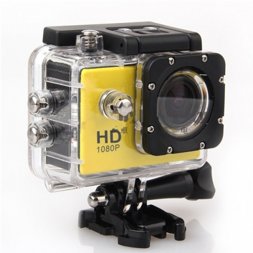 OUTDOOR HD SPORTS CAMERA AND FULL ACCESSORIES KIT