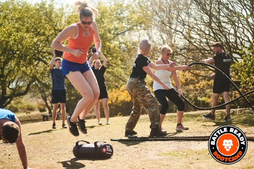 Battle Ready Bootcamp Launch Class
