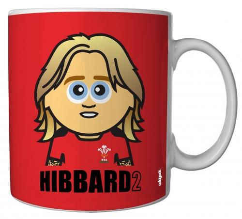 Richard Hibbard ODDGODS mug