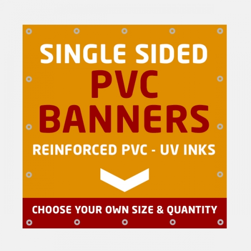Scaffolding Banners - double sided