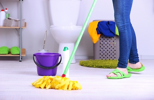 Cleaning 08