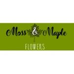 Moss & Maple Flowers