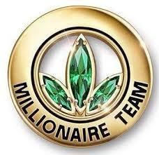 Millionaire Team Pin