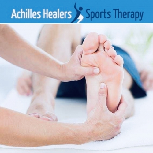 Plantar Fascia and Foot Pain Treatment