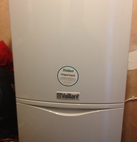 Vaillant Boiler Installation In Bierton