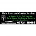 Halls Tree & Garden Services