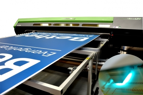 Direct to board digital printing. UV Printed boards for durable, bright prints