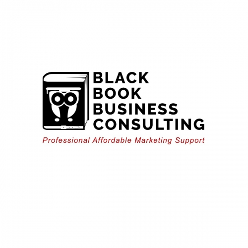 Black Book Business Logo Square