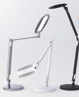 Wave LED task Light