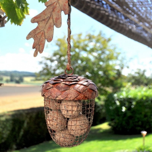 Acorn Fat Ball Feeder