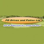 P D DRIVES AND PATIOS