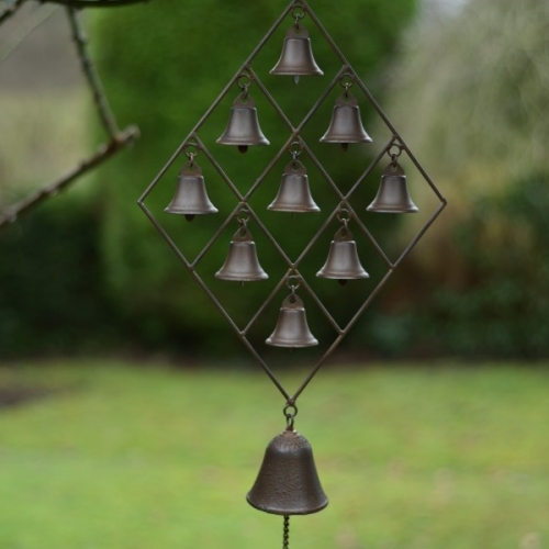 Cast Iron Bell Wind Chime - £20.00