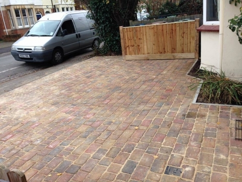 Blocked Pave Driveway | Greengrass Landscapes Oxford