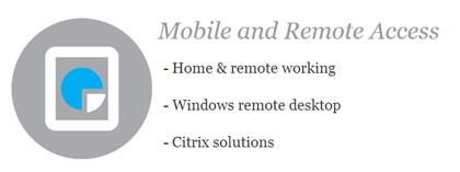 Mobile and Remote Access