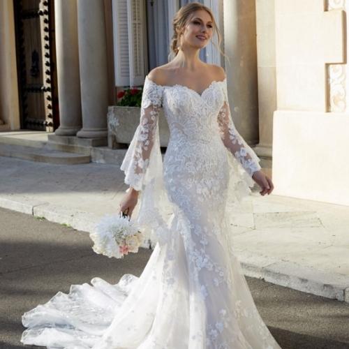 Ronal Joyce Wedding dresses available at TDR Bridal Birmingham