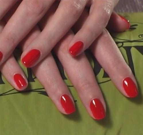 Ananda Healing Harmony Gelish Nails