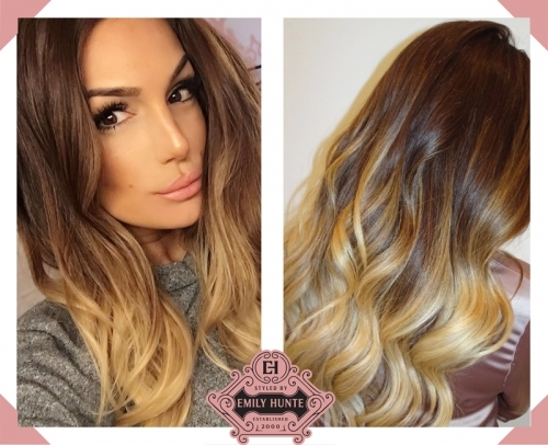 Mobile Balayage Hairdresser London - Styled By EmilyHunte.com