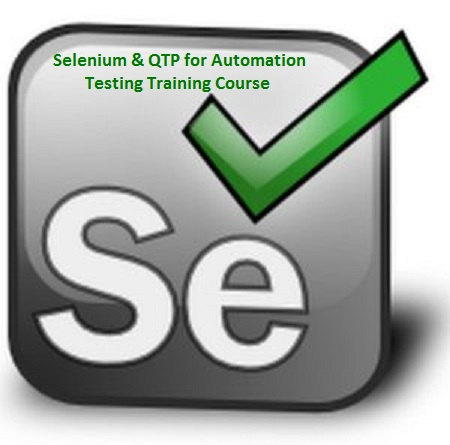 Selenium & QTP for Automation Testing Training Course