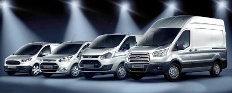 Ford Van Leasing