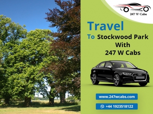 Stockwood park With 247 W Cabs
