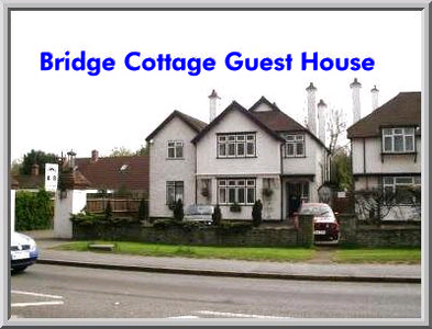 Bridge Cottage Guest House Guest Houses In Maidenhead
