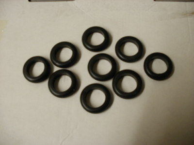 o rings , generally to the trade only , moq applies on some sizes